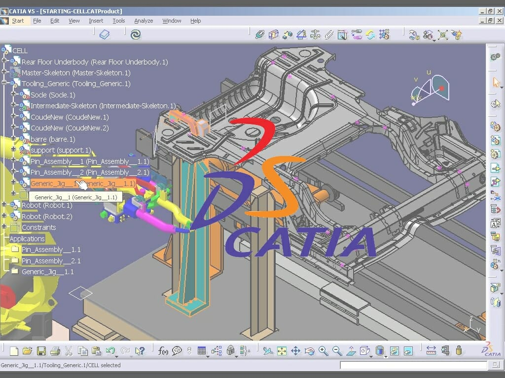 Mechanical Engineering Firm - 3D CAD design service specialists